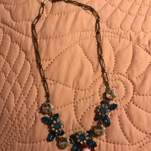 Multicolored Stoned necklace